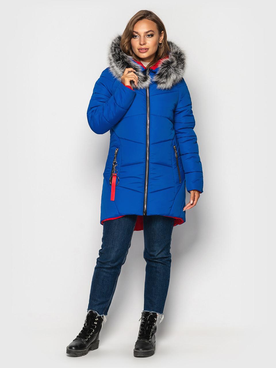 Зимняя куртка К 00318 с 02