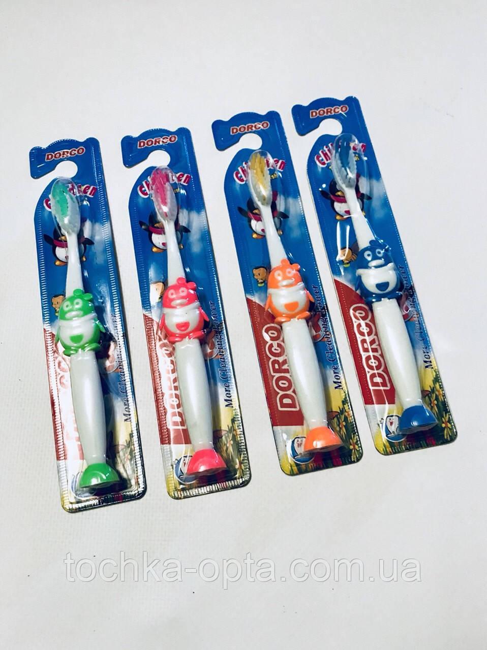 Зубные щётки детские