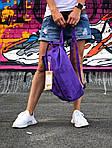Жіночий спортивний рюкзак Kanken (синій), фото 2