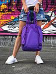 Жіночий спортивний рюкзак Kanken (синій), фото 3