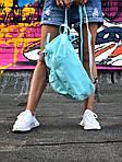 Жіночий спортивний рюкзак Kanken (бірюзовий), фото 4