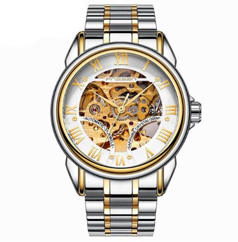 Часы наручные мужские FNGEEN механика
