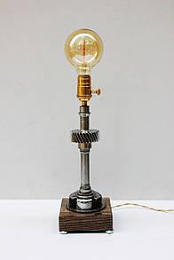 Настільна лампа Pride&Joy Industrial з авто-запчастин