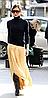 Жіночі туфлі Sala (Польща) чорного кольору. Красиві та комфортні. Стиль: Вікторія Бекхем, фото 6