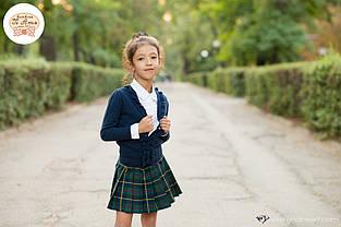 Шкільний кардиган для дівчинки Шкільна форма для дівчаток BRUMS Італія 133BGHC001