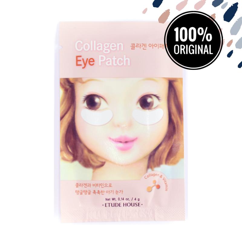 Коллагеновые патчи для глаз ETUDE HOUSE Collagen Eye Patch