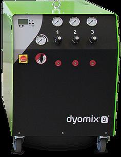 Электролизная газовая установка для пайки DYOMIX 9.3
