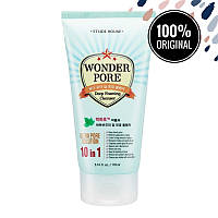 Пенка для умывания 10-в-1 ETUDE HOUSE Wonder Pore Deep Foaming Cleanser, 170 мл