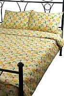 Комплект постельного белья РУНО бязь полуторный 143х215 (1.114Г_10-0421 Multi)