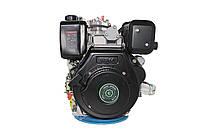 Двигатель дизельный (шлицевой) Grunwelt 186 FBE-W