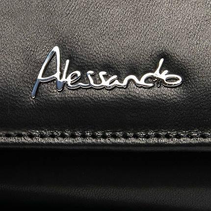 Гаманець NAPPA шкіра ALESSANDRO PAOLI W501 black, фото 2