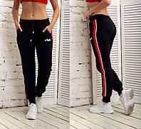 Женские спортивные штаны №0351 (р.42-46)