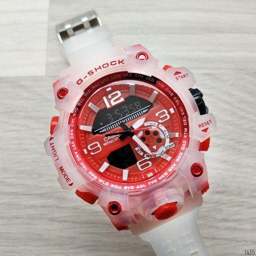Casio G-Shock GG-1000 White-Red