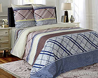 Комплект постельного белья РУНО бязь евро 205х225 (845.114БК_4774 Форте)