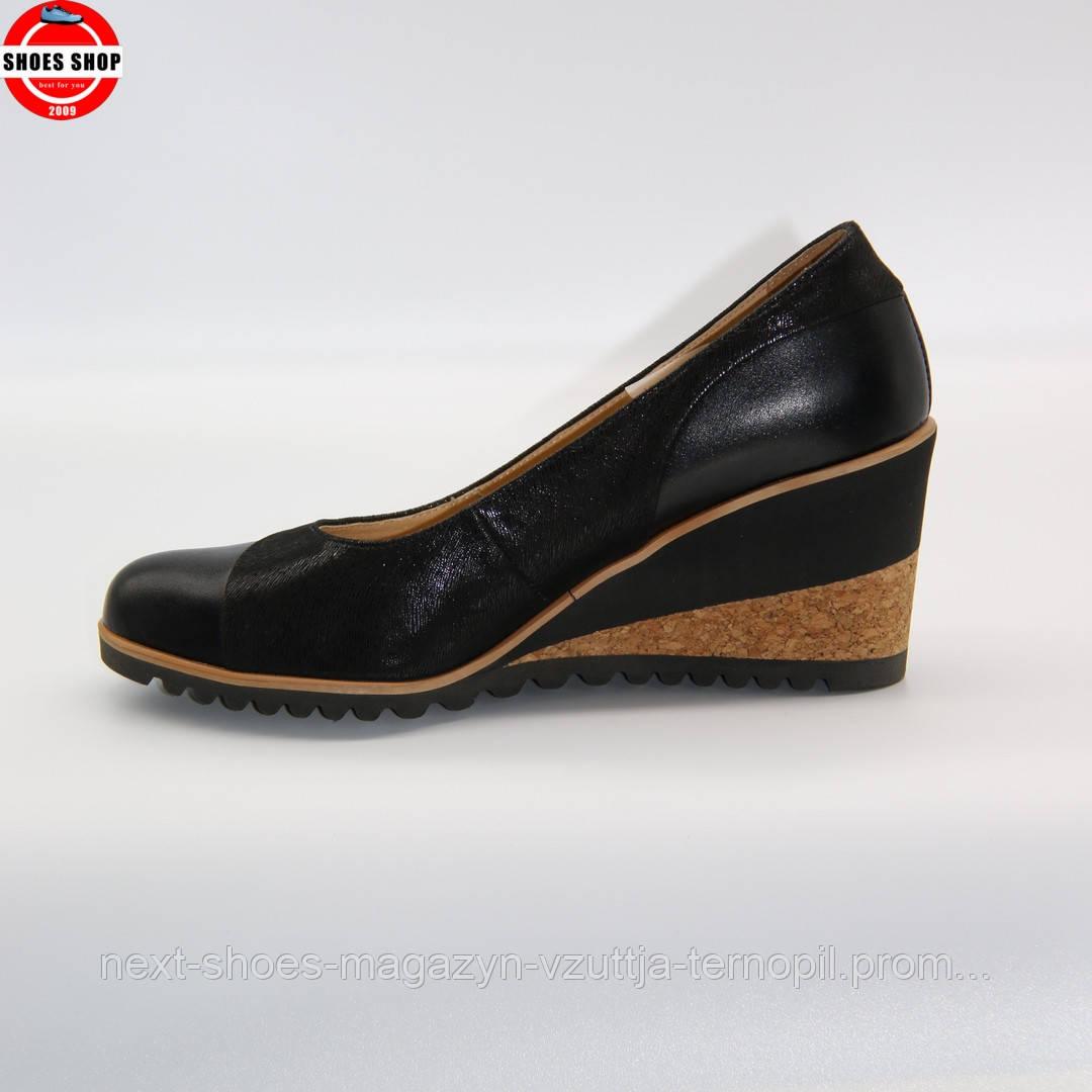 Жіночі туфлі Steizer (Польща) чорного кольору. Дуже красиві та комфортні. Стиль: Джері Холлівелл