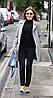 Жіночі туфлі Steizer (Польща) чорного кольору. Дуже красиві та комфортні. Стиль: Джері Холлівелл, фото 5