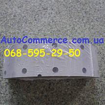 Накладка гальмівна Hyundai HD65, Богдан А069, Хюндай HD (c заклепками), фото 2