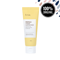 Ночная маска для лица с прополисом IUNIK Propolis Vitamin Sleeping Mask, 60 мл