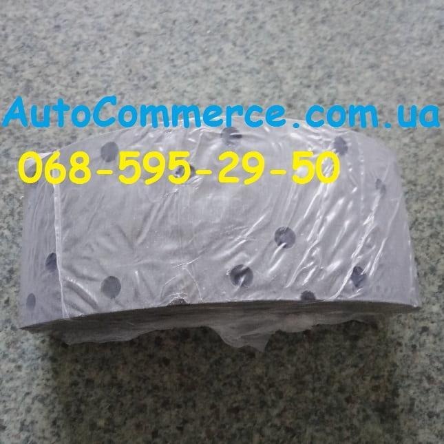 Накладка тормозная Hyundai HD78, HD65, Богдан А201, Хюндай (110мм)