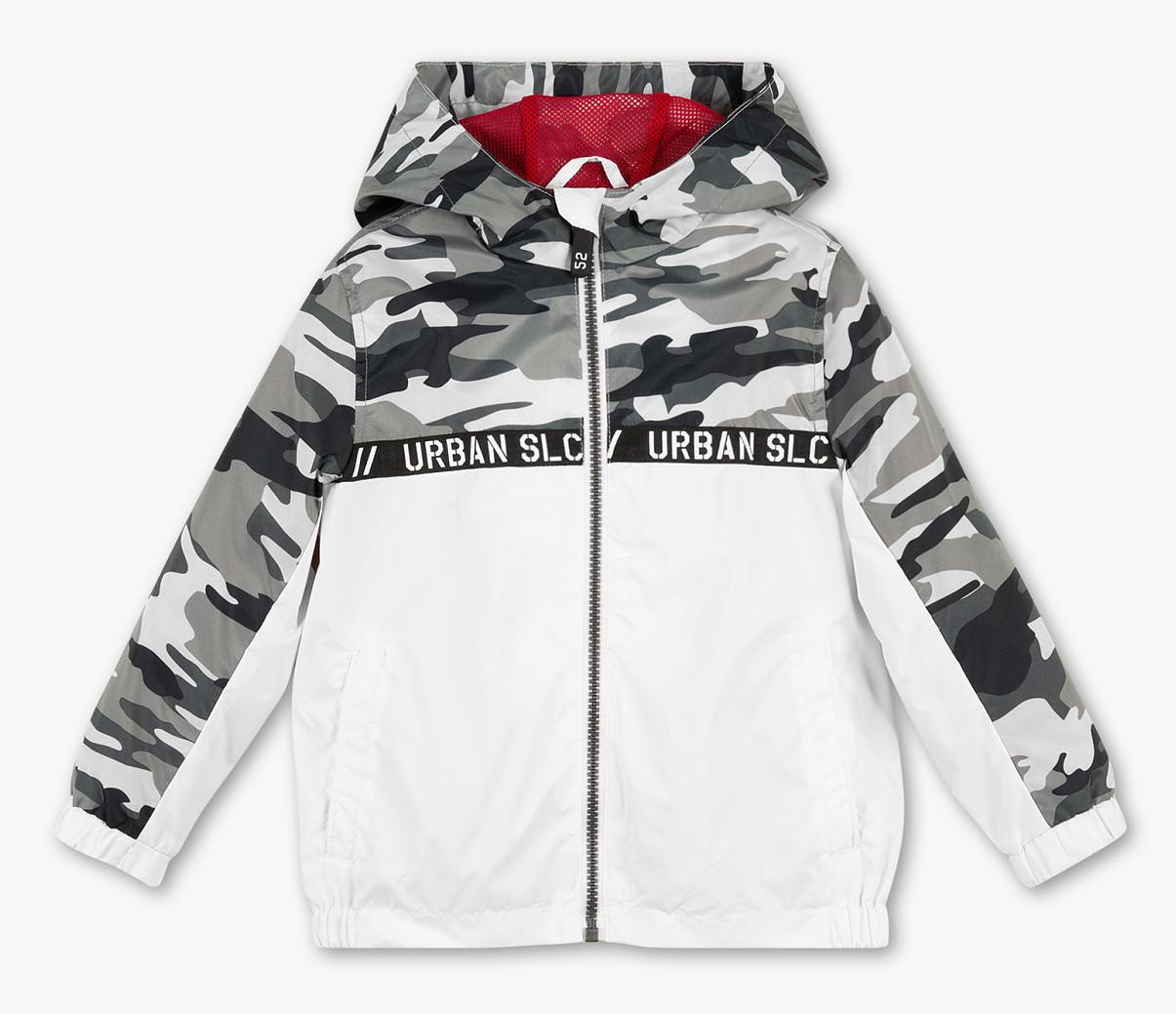 Детская куртка ветровка для мальчика C&A Германия Размер 116