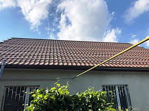 Место под солнечные панели - южный скат крыши частного дома.