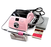 Фрезер для маникюра ZS-710 мощностью 65 Вт 35000 об.мин., фото 1