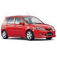 Тюнинг Mazda 2 2003-2007гг