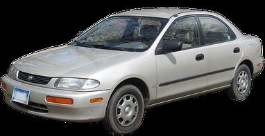 Тюнинг Mazda 323 1985-2003гг