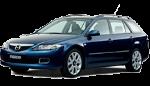Тюнинг Mazda 6 Wagon 2002-2008гг
