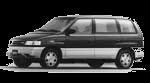 Тюнинг Mazda MPV 1990-2006гг