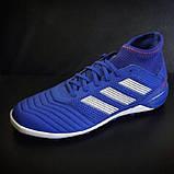 Обувь для футбола сорокoножки Adidas Predator Tango 19.3 TF, фото 3