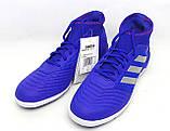 Обувь для футбола сорокoножки Adidas Predator Tango 19.3 TF, фото 7
