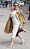 Жіночі туфлі BUT (Польща) білого кольору. Красиві та комфортні. Стиль: Скарлетт Йоханссон, фото 4