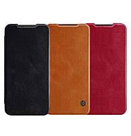 Кожаный чехол-книжка Nillkin Qin Series для Xiaomi Mi 9 SE