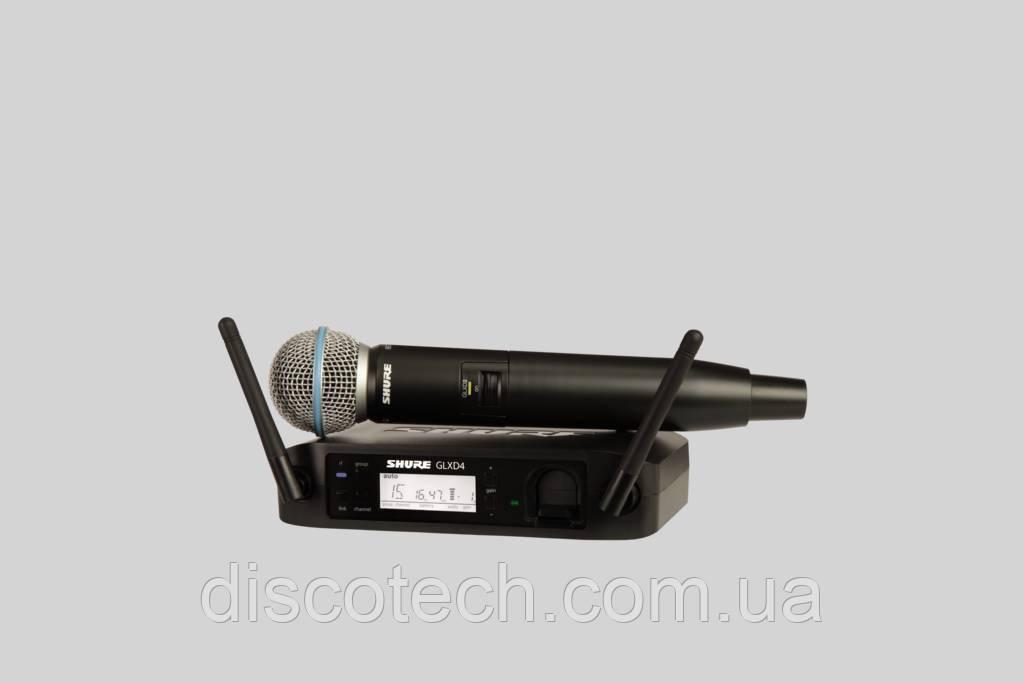 SHURE GLXD24E/B58-Z2