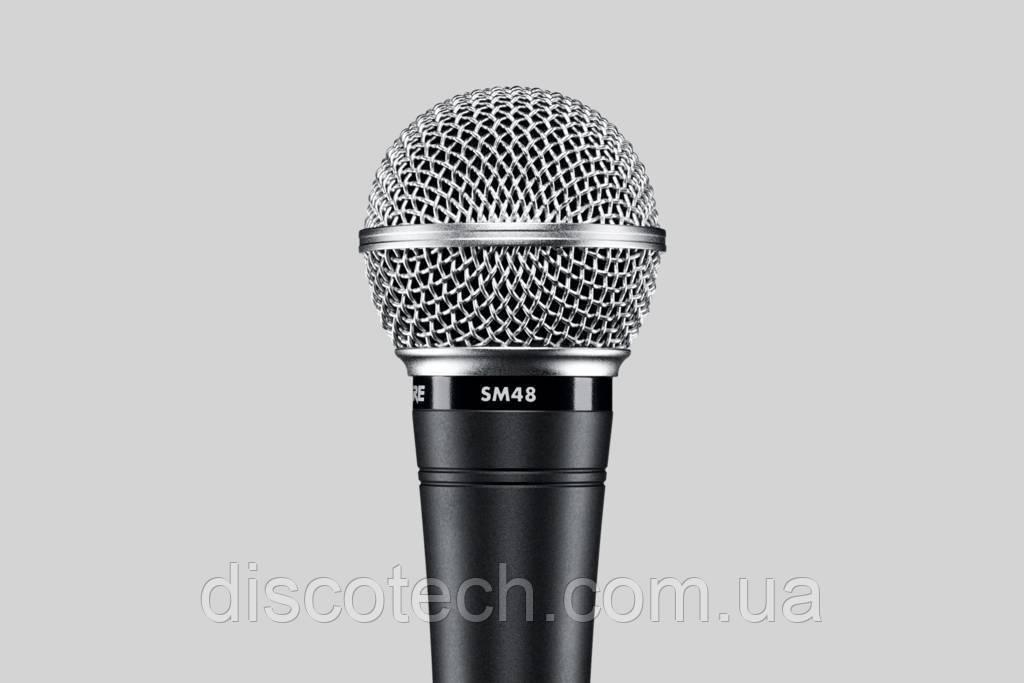 SHURE SM48S-LC