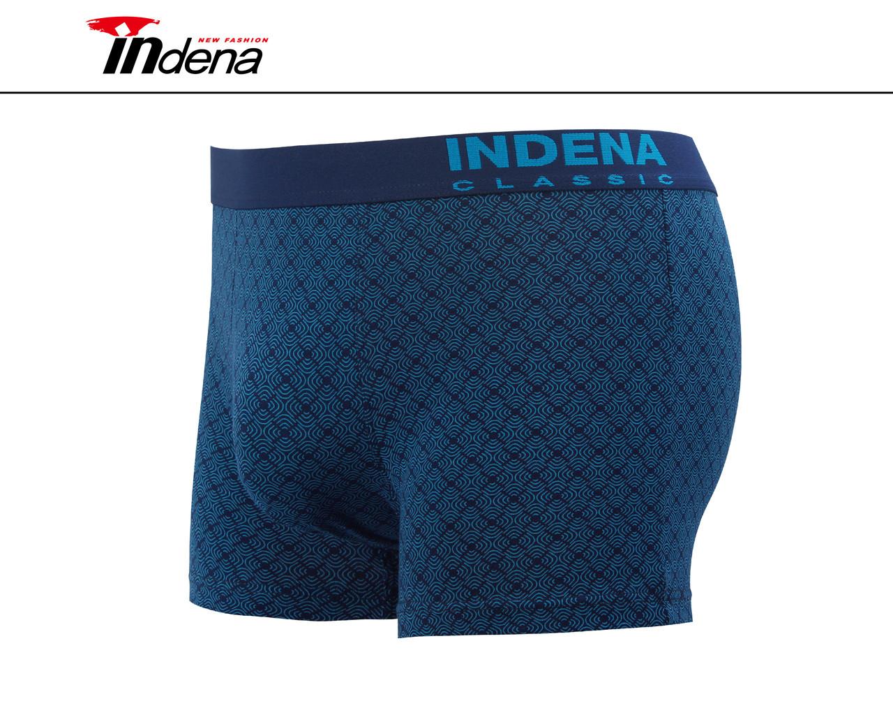 Мужские стрейчевые боксеры «INDENA»  АРТ.85070