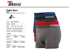 Мужские стрейчевые боксеры «INDENA»  АРТ.85070, фото 3