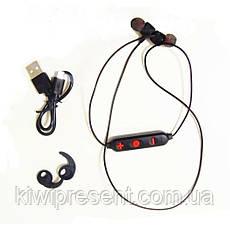 Вакуумные беспроводные наушники Sport Wireless MDR UA1.5 BT (блютуз гарнитура), фото 3
