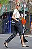 Жіночі ботильони Solo Femme (Польща) чорного кольору. Красиві та комфортні. Стиль: Карлі Клосс, фото 5
