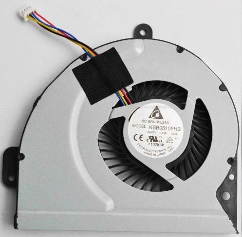 Оригинальный кулер для ноутбука ASUS X44, X44C, X44H (13GN7B1AM010, KSB06105HB) вентилятор, FAN