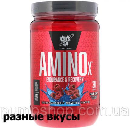 Амінокислоти BSN Amino X 435 г ( США ), фото 2