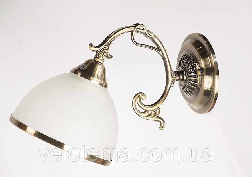 Бра светильник настенный классический