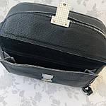 Женская сумка кожаная черная (91278), фото 8
