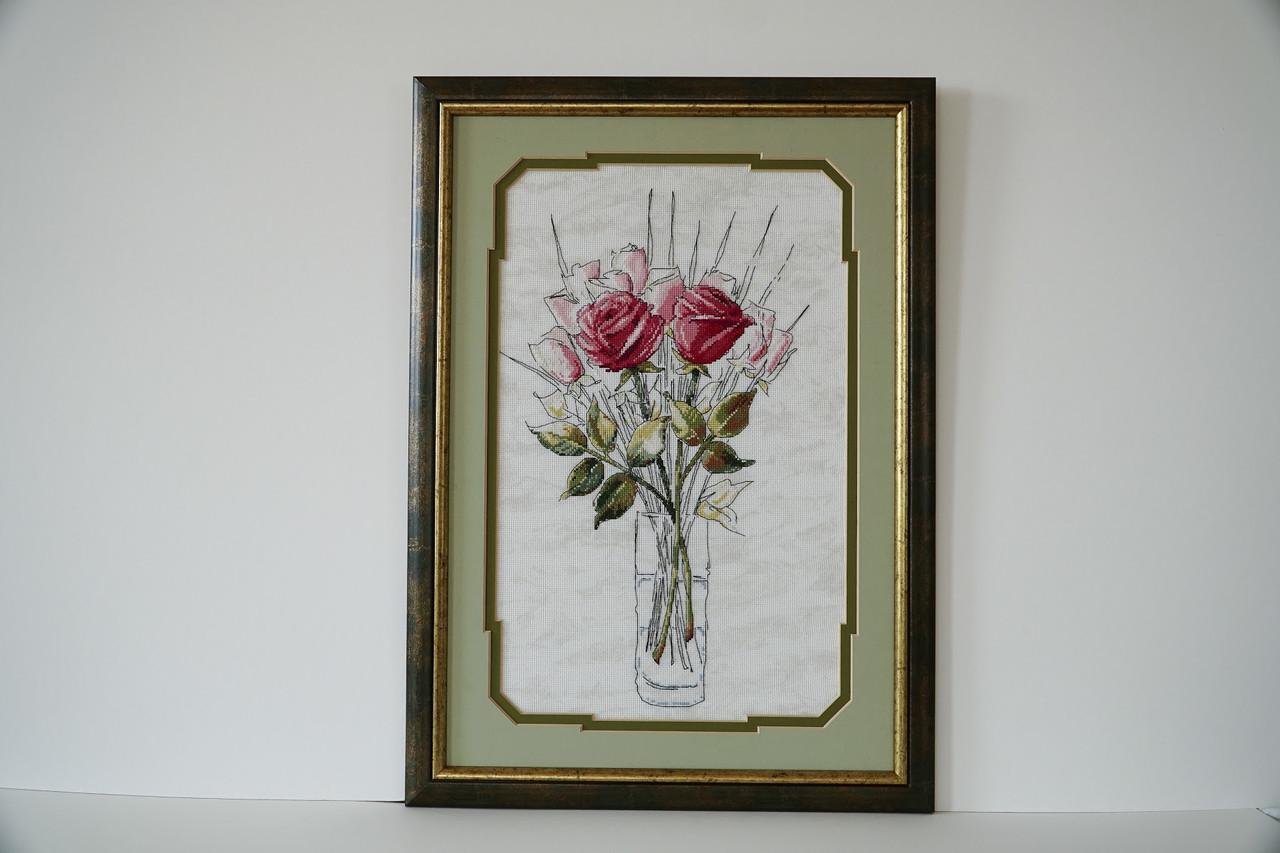 Картина Троянди