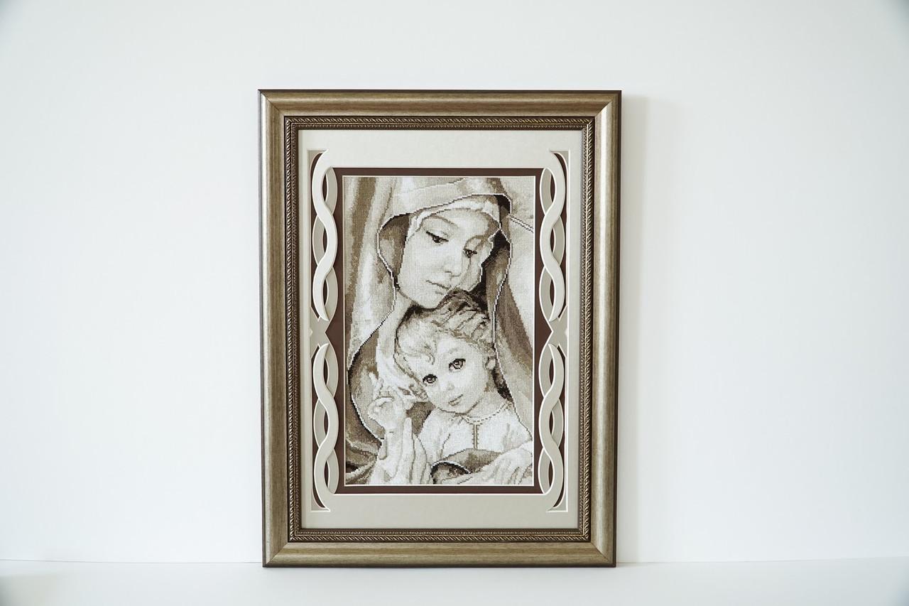 """Картина """"Матір Божа з немовлям"""""""
