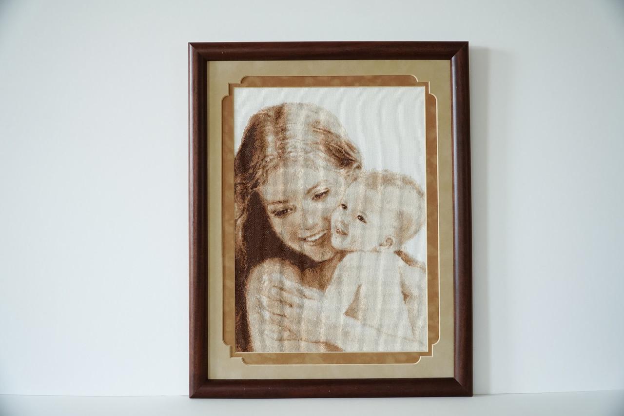 """Картина """"Мама і дитя"""""""