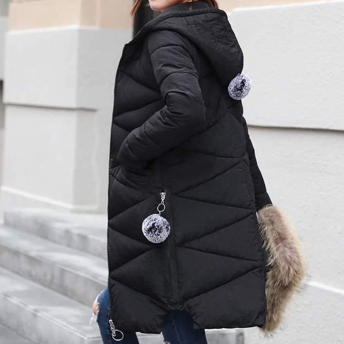 Женская куртка AL-7872-10