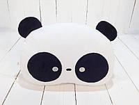 Мягкая игрушка подушка Strekoza Панда 24см белый, фото 1