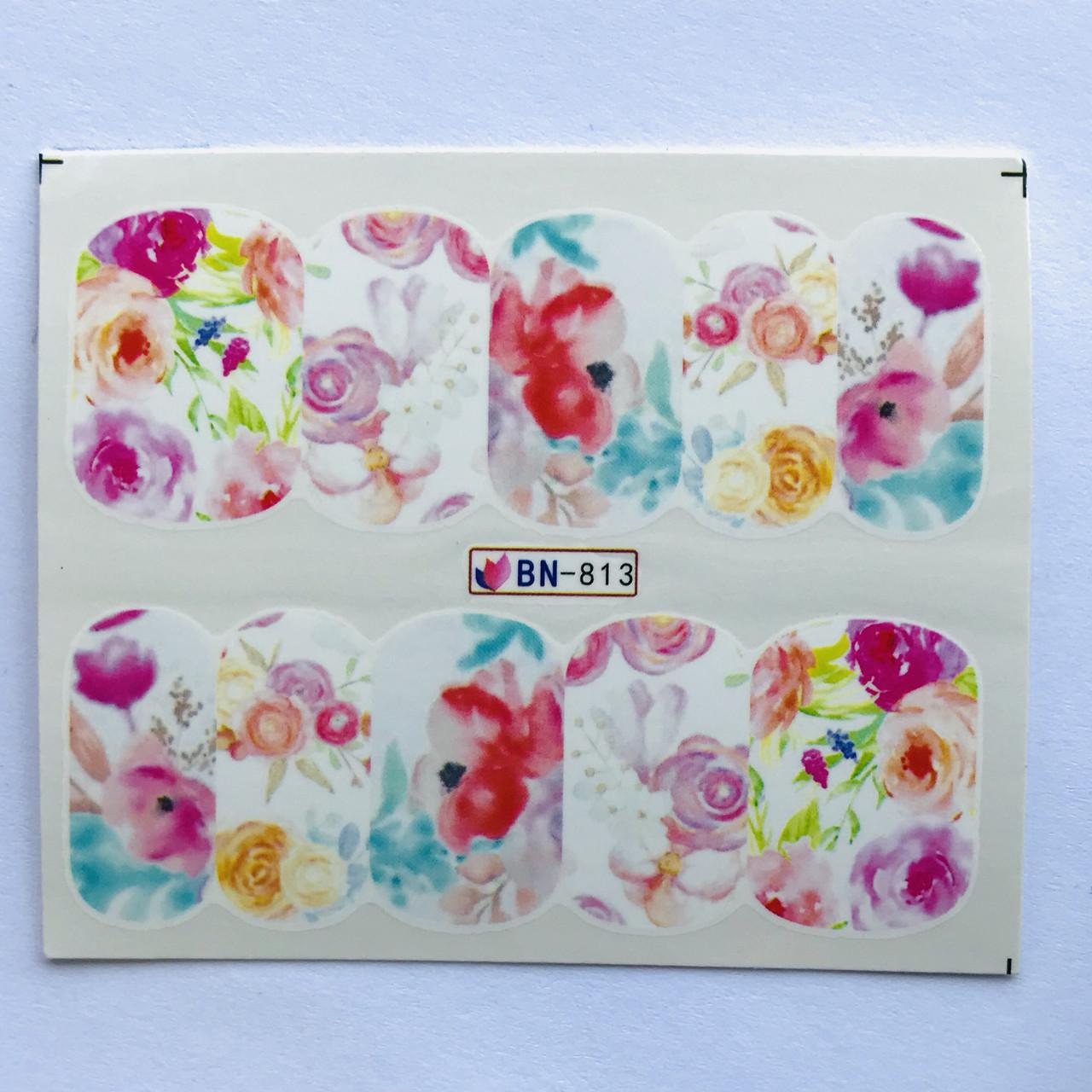 Слайдер Flowers BN 813